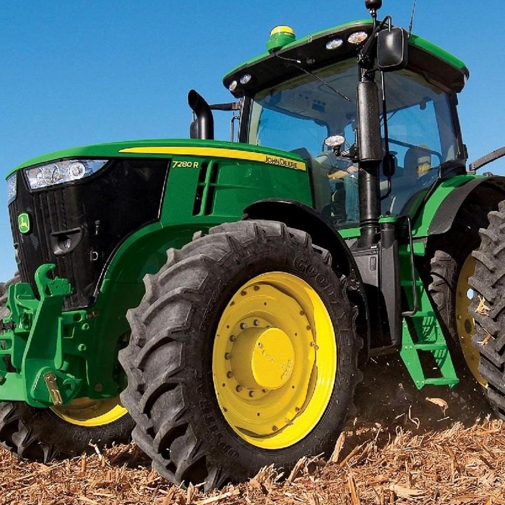 John Deere agrícola