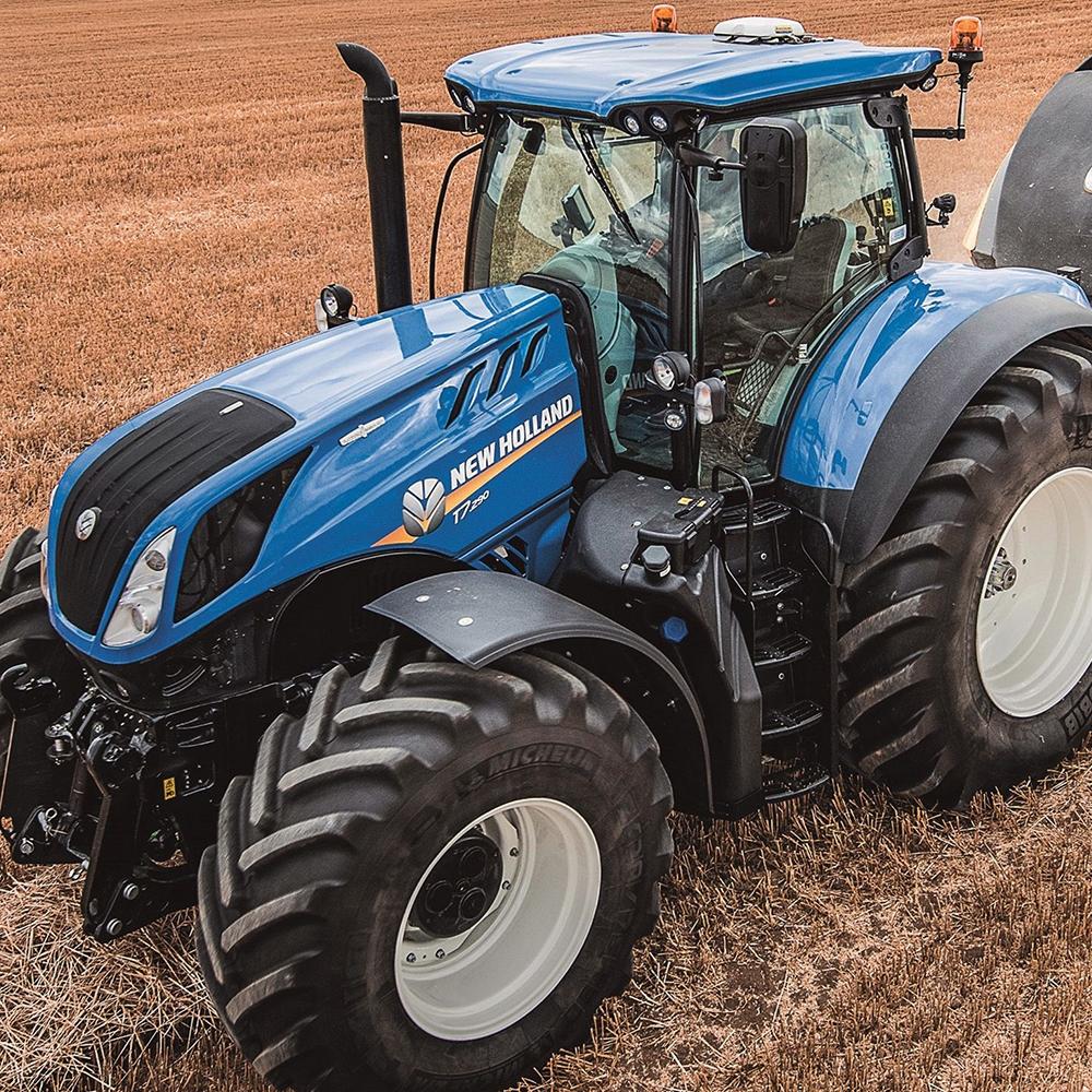 New Holland agrícola